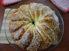 ΣΕΡΒΙΚΟ ΨΩΜΙ Η ΑΛΛΙΩΣ POGAČA!!! Cooking Time, Cooking Recipes, Bread Cake, Greek Recipes, Sweet Bread, Apple Pie, Biscotti, Food Processor Recipes, Recipies