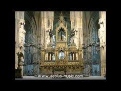 Liszt - Funerailles (Pierre Labric on the organ of Saint-Ouen, Rouen)