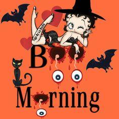Betty Boop Halloween, Happy Halloween, Halloween Pictures, Halloween Ideas, Frames, Classic, Anime, Random, Bb
