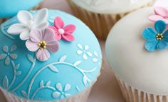 Adult Beginner Cup Cake Decorating Class