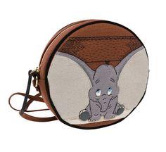 Les sacs et minaudières-livres Olympia Le-Tan x Disney, dumbo, éléphant