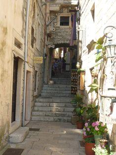 Korcula Old Town Croatia Croatia Itinerary, Croatia Travel Guide, Dubrovnik, Old Town, Travel Guides, Landscape, Beach, Old City, Scenery