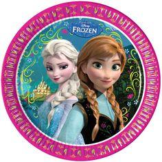 Boîte à fête la reine des neiges - Annikids