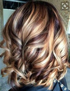 5 colors balayage! I want this! @istellingwerf