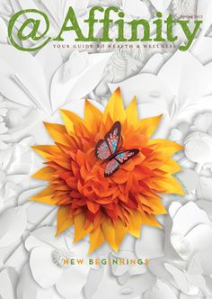 Spring 2012 @Affinity – cover @Affinity Health
