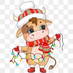 Christmas Globes, Christmas Lanterns, Decorating With Christmas Lights, Christmas Gift Box, Christmas Tree Background, Christmas Border, Christmas Cartoons, Christmas Clipart, Cow Hat