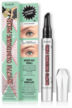Benefit BROWVO! conditioning eyebrow primer, new for summer 2016