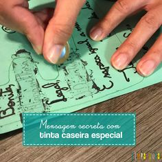 Play secret message with scratch card ink - Shopper Gifts : Discover gifts, and showcase the best. Short Messages, Cute Messages, Gouache Color, Dry Well, Creative Cards, More Fun, Scrapbook, Play, Writing