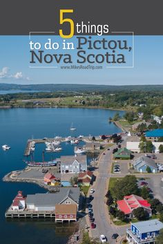 In the first wave of Scottish immigrants landed in Pictou, forever changing the trajectory of the area. Today, Pictou, Nova Scotia, has a blend of old-world charm and modern style and amenities. Here are the things to do when visiting Pictou. Nova Scotia Travel, European Road Trip, Arizona Road Trip, East Coast Road Trip, Atlantic Canada, Prince Edward Island, Canada Travel, Adventure Travel, Places To Travel