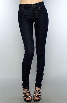 The Tight Jean in Very Stretch One Wash by Cheap Monday  on htttp://karmaloop.com  Get 20% off when you use repcode: PLNDR11