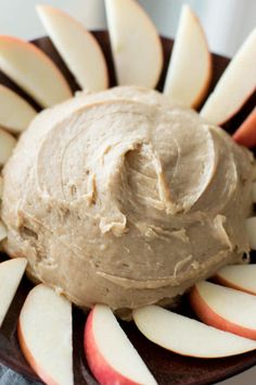 This brown sugar apple dip is the most requested apple dip for my family. Playing cards or games and devouring this! Try it!