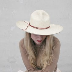 New Blog / Some of my favorite hats from the Brookes Boswell Millinery SS15 Collection on TheNeonCart.com #hats #millinery