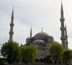 Blue Mosque #turkey #istanbul #rtw #travel #mosque