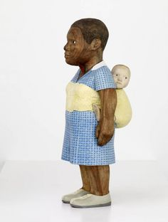 """CLAUDETTE SCHREUDERS In Autobiography of Complexity by Rory Bester, Schreuders reveals, """"The human figure is quite easy to identify with and become sentimental about. So I avoid images that are too comfortable or familiar"""" Pretoria, Sculpture Art, Sculptures, Contemporary African Art, South African Artists, Africa Art, Land Art, Art Of Living, Artist Art"""