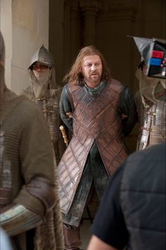 Game of Thrones - Season 1 Episode 9 Still, Ned Stark