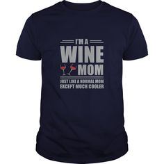 Im a wine mom great gift for any mom wine lover