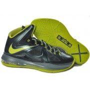 541100-300 Nike LeBron 10 Dunkman Seaweed Atomic Green Hasta G07003 $88.99 http://www.blackonshoes.com/nike+lebron/nike+lebron+10