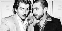 jennfive: Alex and Miles. The Last Shadow Puppets. The Boys. Shot in Indio, Californiaaaa for NME last month. Monkey Puppet, Monkey 3, Arctic Monkeys, The Last Shadow Puppets, Tyler Blackburn, Jamie Campbell Bower, Daniel Gillies, Alex Turner, Jamie Fraser