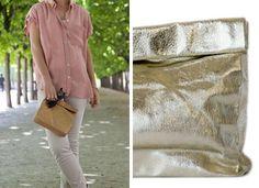 Brown bagging it in leather Leather Fashion, Picnic, Khaki Pants, Brown, Bags, Handbags, Khakis, Picnics, Totes