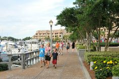 Shelter Cove Harbour & Marina, Hilton Head Island