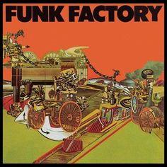Funk Factory - Funk Factory Limited Edition 180g Vinyl LP