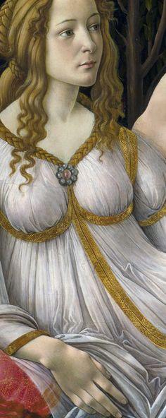 Sandro Botticelli, Venus and Mars, detail
