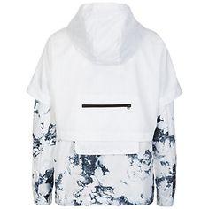 <title>Nike International Windrunner женская куртка с капюшоном белый…