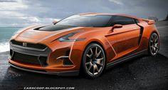Nissan GT_ R 2017 CONCEPT
