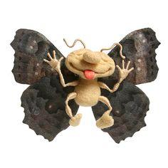 Миниатюрные сценки из жизни войлочных насекомых от Ирины Егоровой (а тут ее жж) привлекают неизменное внимание к авторскому стенду на любой выставке с ее участием. Мало того, что каждая фигурка не превышает 7-10 см, они рассказывают зрителям целую историю, заставляя…