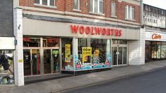 Penzance Woolworths 2007