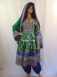 The night before the wedding is called the nikha, and green is the color to wear.