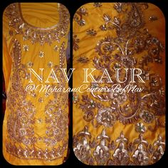 Fabulous Dabka work For details Please DM or email at maharanibq@gmail.com #suitpatiala#dabkaembroidery#duppata#kaur#singh#weddingseason#huddabeauty#dressyourface#sikhweddings#indianwedding#punjabiwedding#sikhbride#punjabibride#indianbride#maharaniweddings