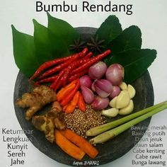 Easy Cooking, Healthy Cooking, Cooking Recipes, Healthy Recipes, Asian Cooking, Healthy Food, Sambal Recipe, Indonesian Cuisine, Indonesian Recipes