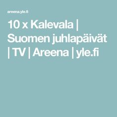 10 x Kalevala Finland, Language, Teaching, School, Tv, Historia, Television Set, Languages, Education