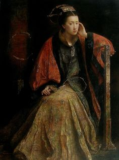 Artodyssey: Tang Wei Min - 唐伟民  ~Via Kathleen Gordon-Burke