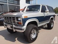 Image result for 1986 ford bronco