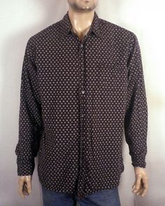 NWT MENS TOMMY BAHAMA NOD MADRAS LONG SLEEVE BUTTON DOWN SHIRT M L