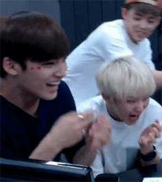 Hoshi & Seungkwan's Andromeda 150626 : Reactions to S.Coups' kiss ft. Mingyu and Hoshi (4/4)