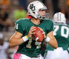 Baylor quarterback Bryce Petty