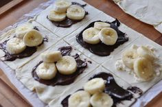 × - Delicious Meets Healthy: Quick and Healthy Wholesome Recipes Pudding Desserts, Apple Desserts, Delicious Desserts, Banoffee Tart, Nutella Recipes, Chocolate Chip Cookies, Food Inspiration, Bakery, Food And Drink