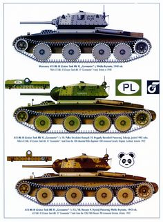 Covenanter Cruiser Tank