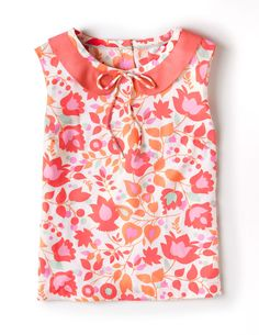 Ela Sews And Doesn't Sleep: Butterfly Sorbetto Top
