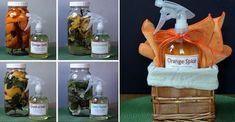 Cómo hacer limpiadores naturales caseros
