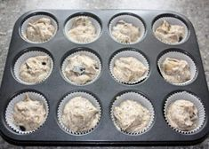 Muffiny so slivkami a makom, Koláče, recept   Naničmama.sk Muffin, Pie, Breakfast, Desserts, Food, Torte, Morning Coffee, Tailgate Desserts, Cake