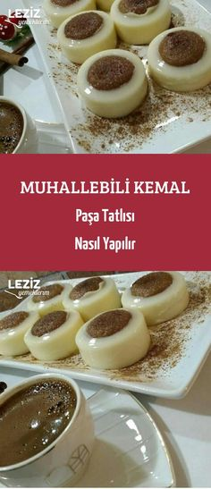 Muhallebili Kemal Paşa Tatlısı Nasıl Yapılır Turkish Recipes, Dessert Recipes, Desserts, French Toast, Cheesecake, Pudding, Meals, Baking, Breakfast