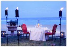 Image detail for -Beach Dinner