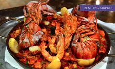 Paella and Pitcher of Sangria for Two or Four at Vivo Tapas Lounge (Up to 56% Off)