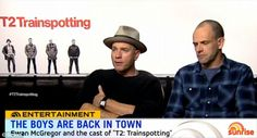 'It would be a terrible thing': Ewan McGregor explained in an Australian breakfast TV interview why he was reluctant at first to make a sequel to nineties cult classic Trainspotting