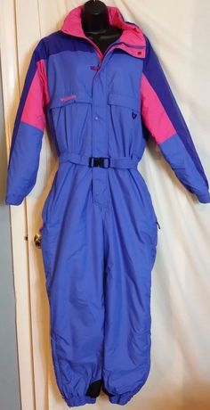 Columbia Youth Multi color Nylon Snowsuit size 18/20 Youth #Columbia