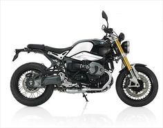 BMW Motorrad The company presented its new model. These are the classic motorcycle, design, technical features but the most modern. New BMW R nine T has ABS, it raises engine type air / oil-cooled flat twin ('Boxer') 4-stroke engine, two camshafts an